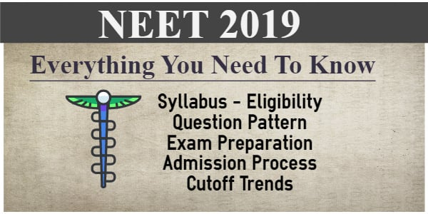 Everything You Need To Know Neet