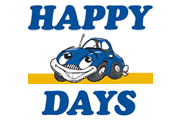Happy Days T2, T3 & T5 Logo
