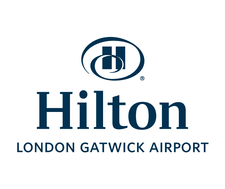 Hilton gatwick double room 16 days meet and greet parking w maple hilton gatwick logo m4hsunfo