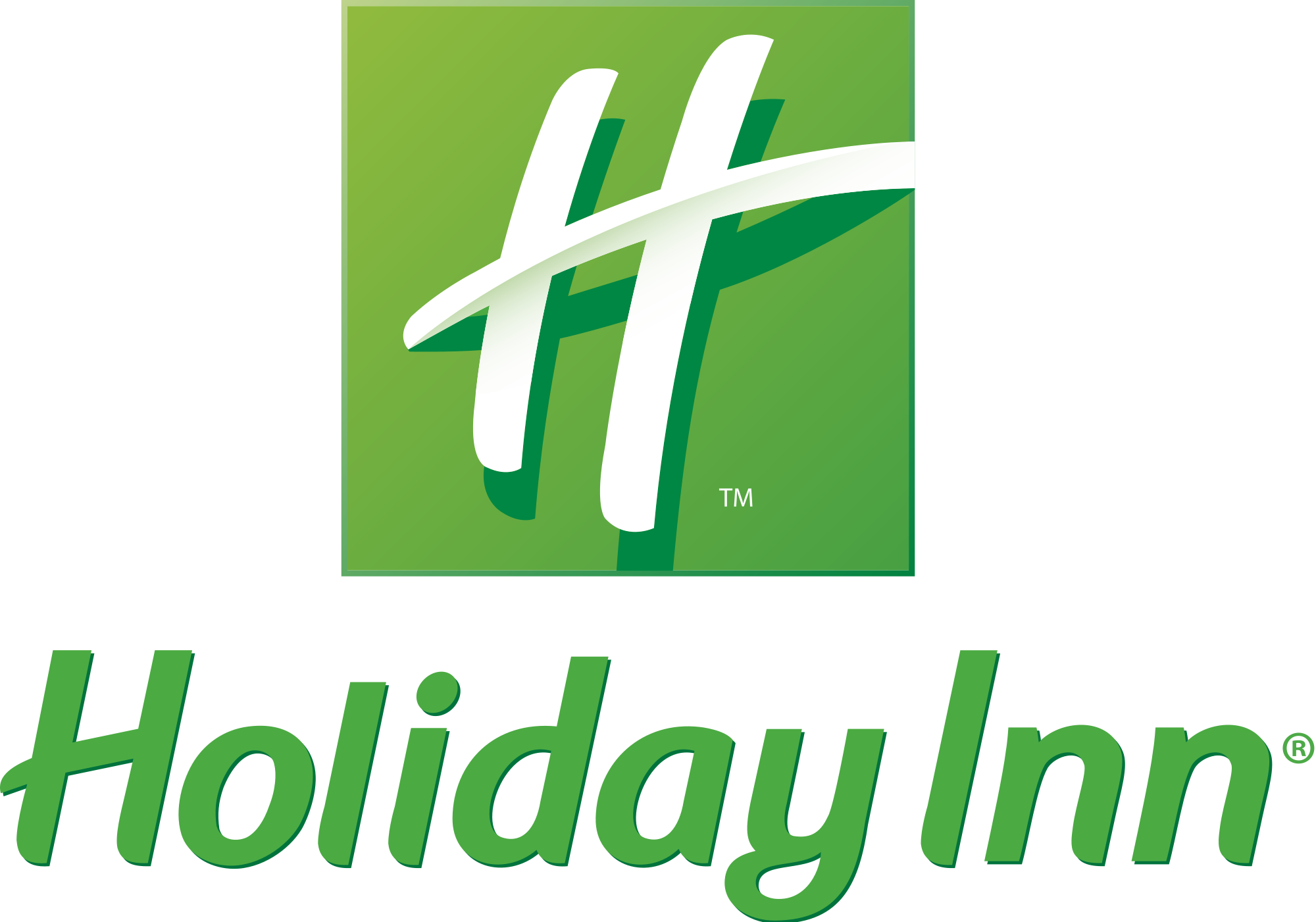 Holiday Inn Ariel Logo