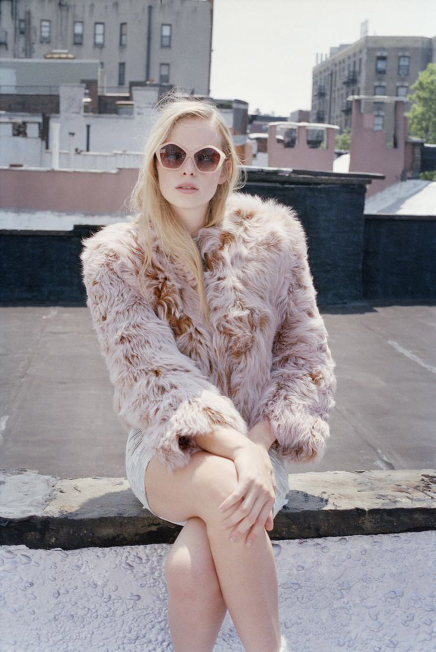 NEONSCOPE - Real Style with Faux Fur