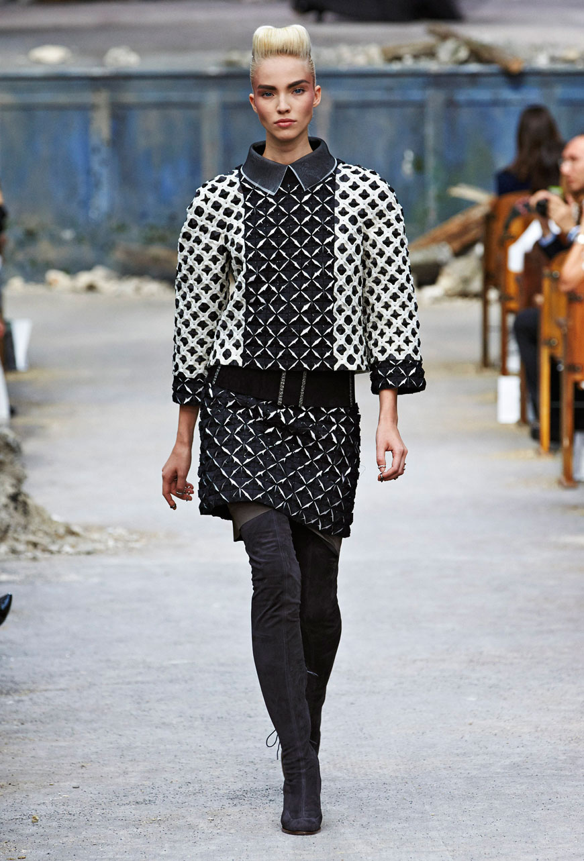 Chanel Haute Couture Fall/Winter 2013/14