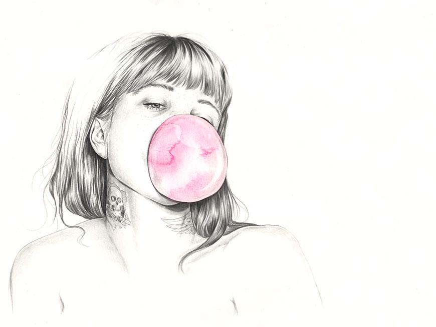 Esra Røise illustration