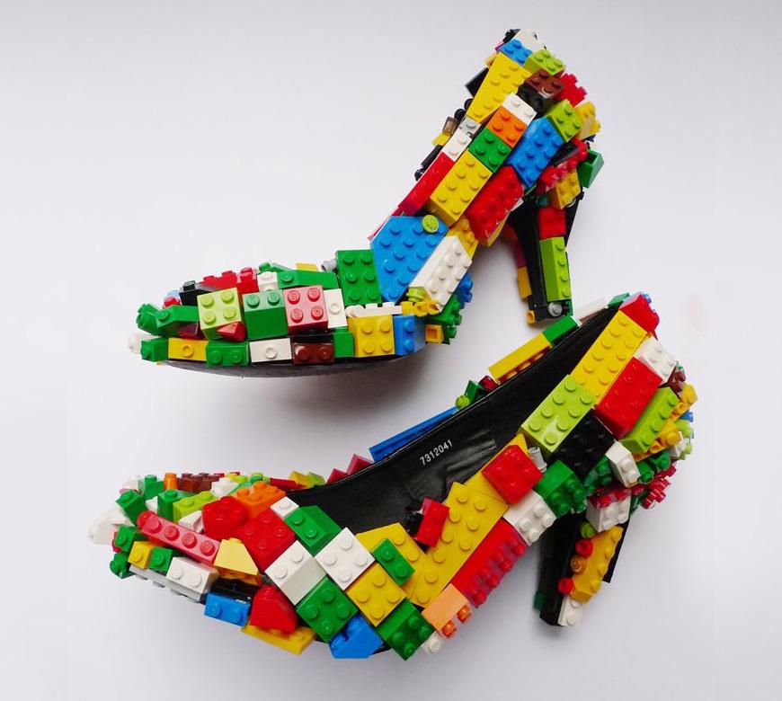Leg-Go Stilettos by Finn Stone