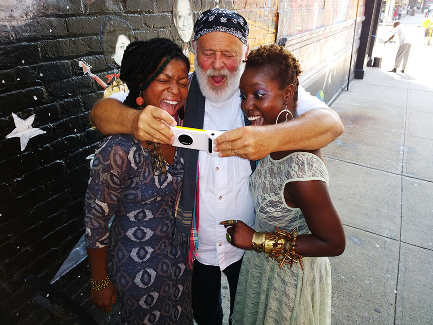 Harlem by David Bailey and Bruce Weber