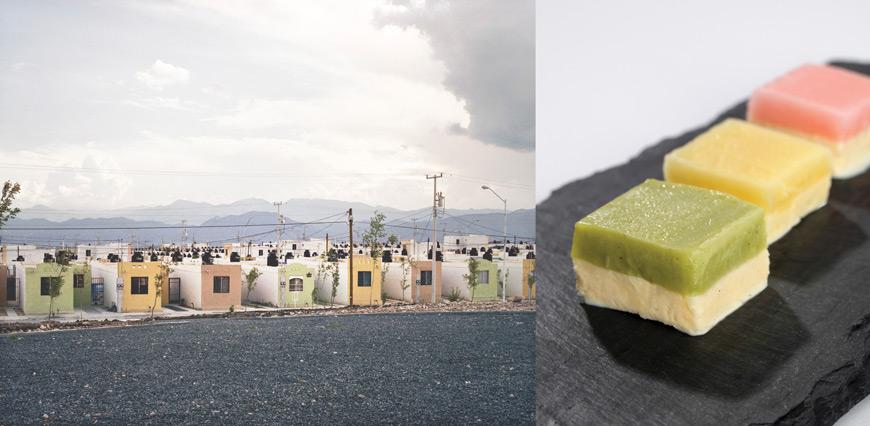 Alejandro Cartagena art dessert