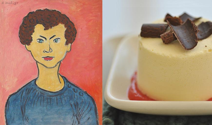 Henri Matisse art dessert