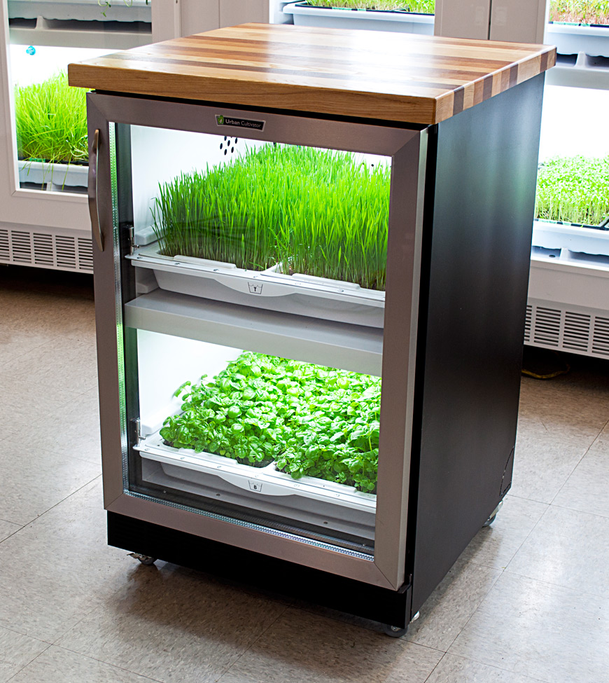 NEONSCOPE - An Indoor Farm for your Kitchen