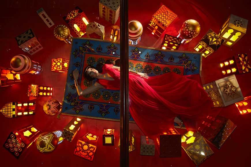 Disney Yasmine by Escada for Harrods