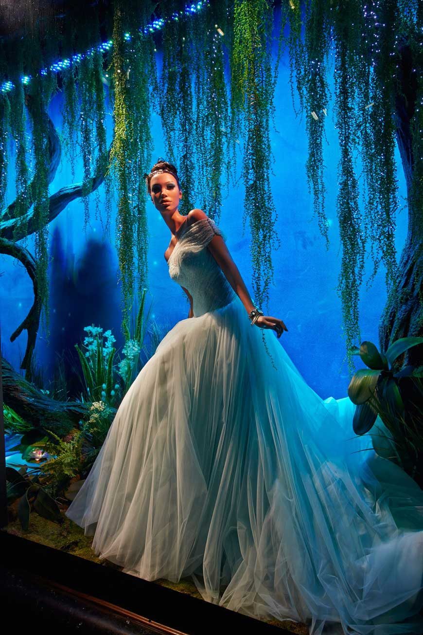 Disney Tiana by Ralph & Russo for Harrods