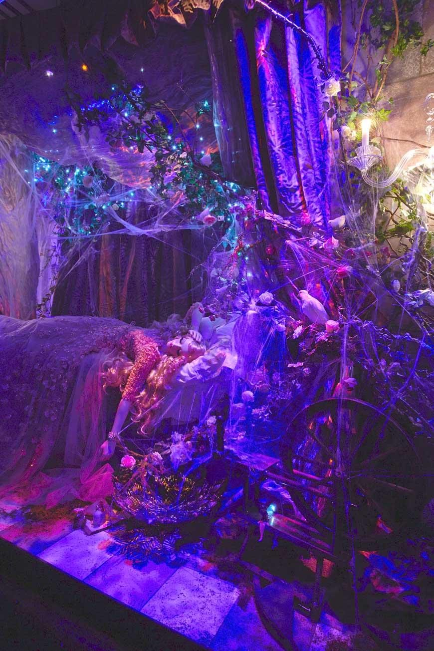 Disney Sleeping Beauty by Elie Saab for Harrods