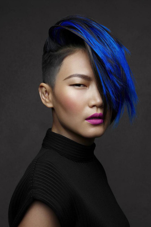 New York hairstyle by Schwarzkopf