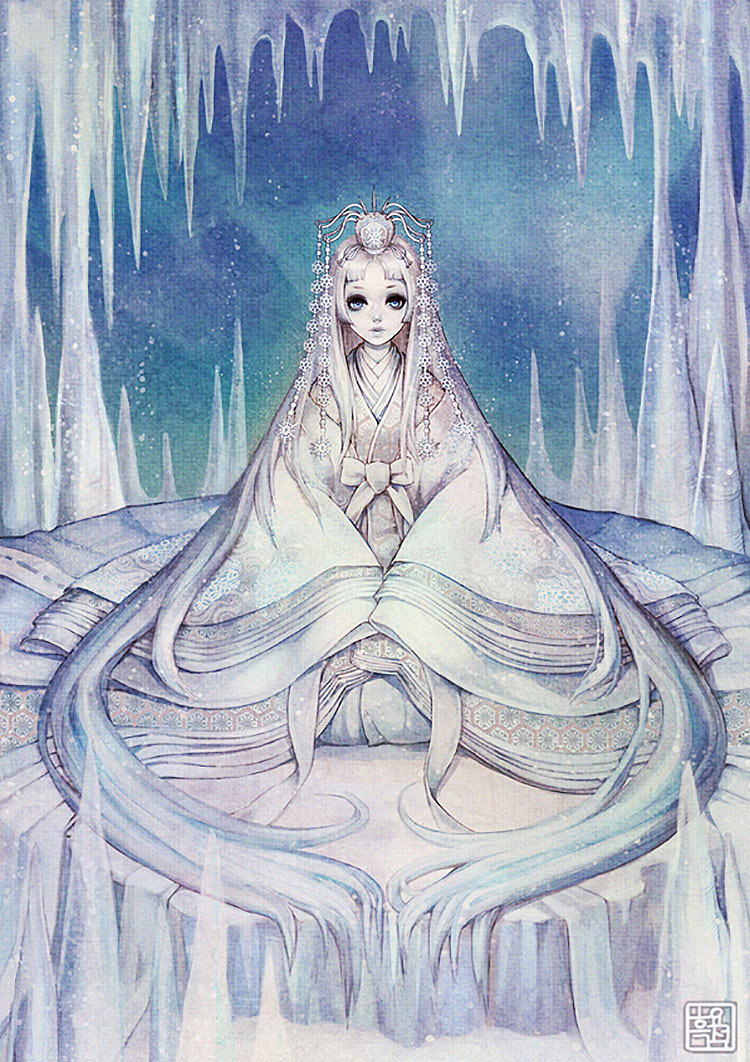 The Snow Queen by Nayoung Wooh