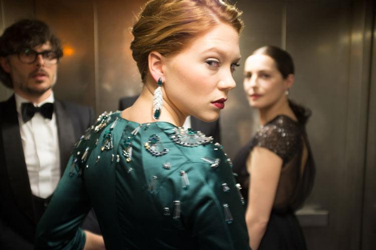 Lea Seydoux by Benoit Peverelli for Madame Figaro, June 2014