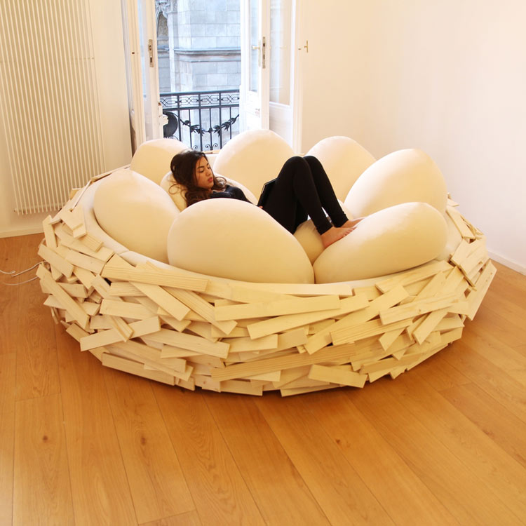 Giant Birdsnest by OGE Group
