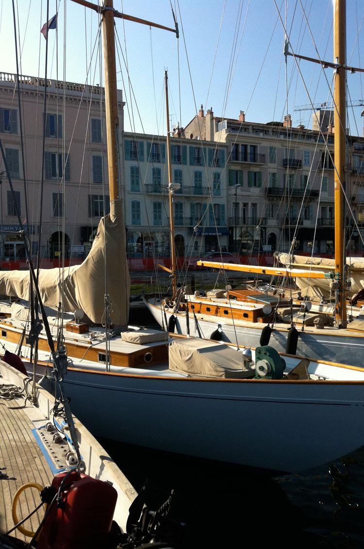 Quai St. Pierre, Cannes