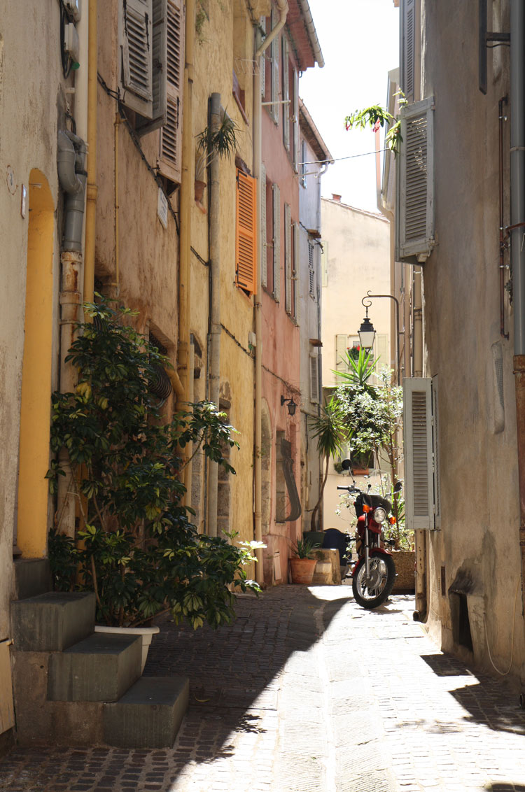 Le Suquet, Cannes