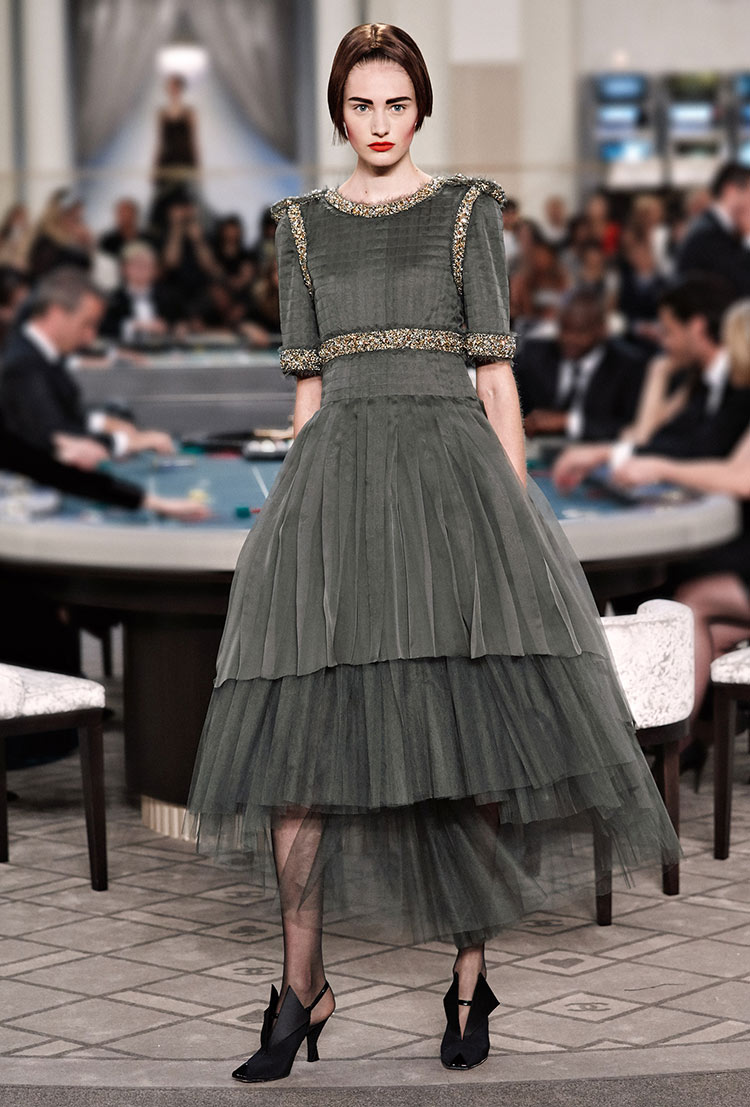 Chanel Haute Couture Fall/Winter 2015/16