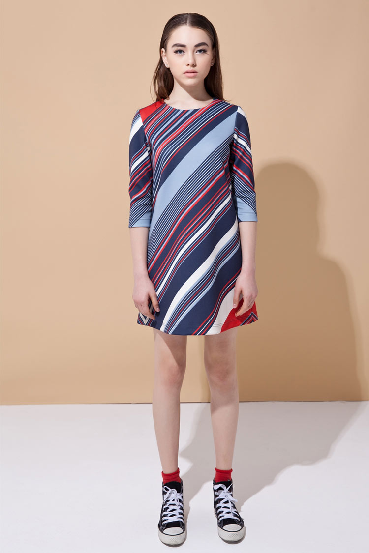 Neonscope 5 Mod Shift Dresses For Fall