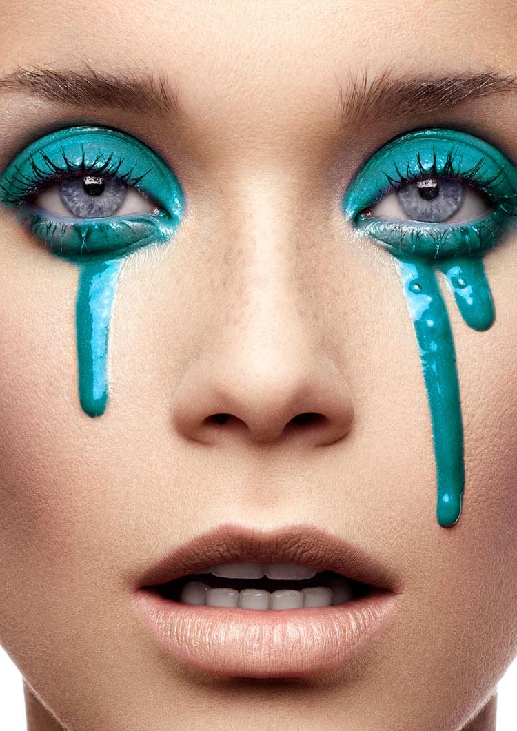 Makeup: Julia Sieckmann / Photography: Viktoria Stutz