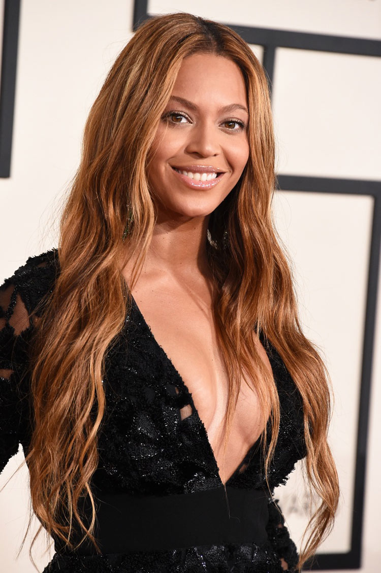 Beyoncé Knowles wearing Proenza Schouler at the 2015 Grammy Awards