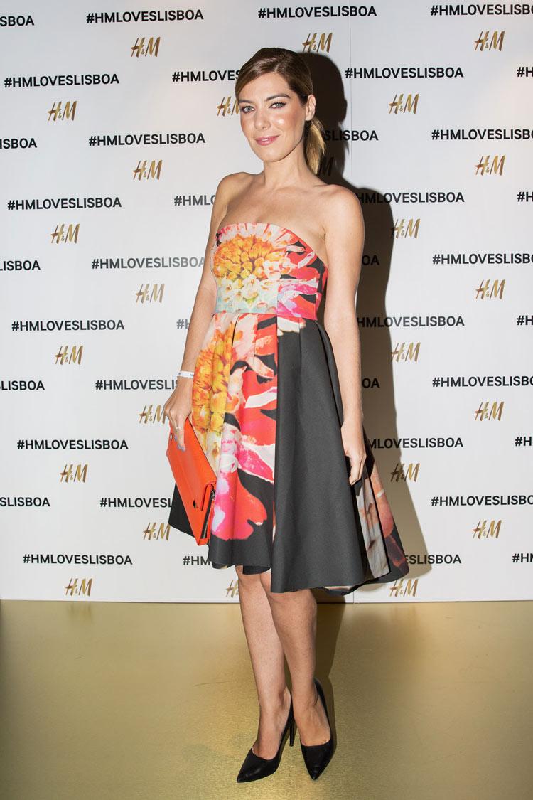 Raquel Strada wearing H&M