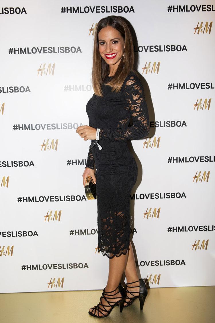Mariana Monteiro wearing H&M