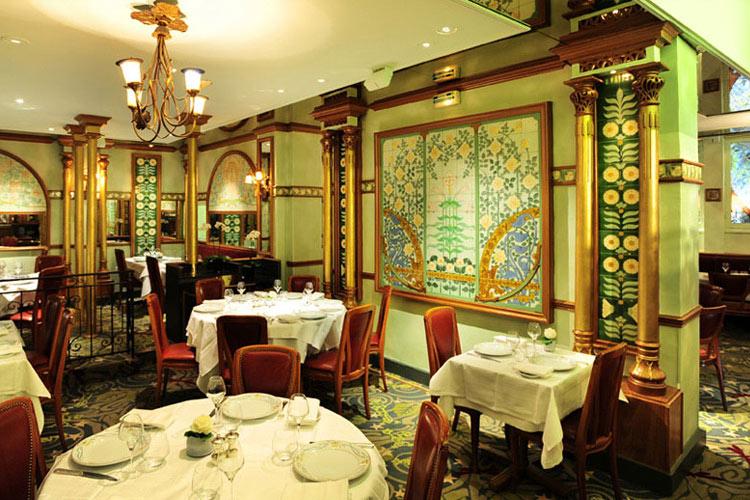 La Fermette Marbeuf Restaurant, paris