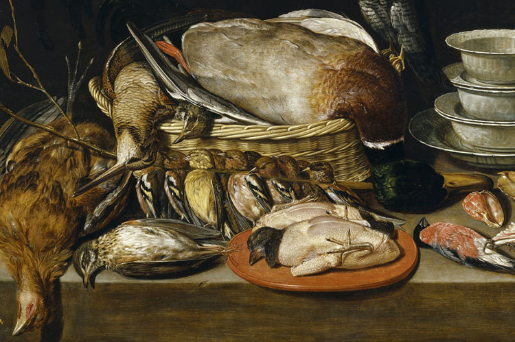 'Bodegón' by Clara Peeters, 1611
