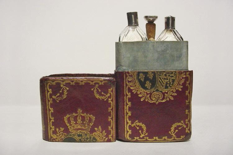 Marie Antoinette's perfume kit, XVIII century, France