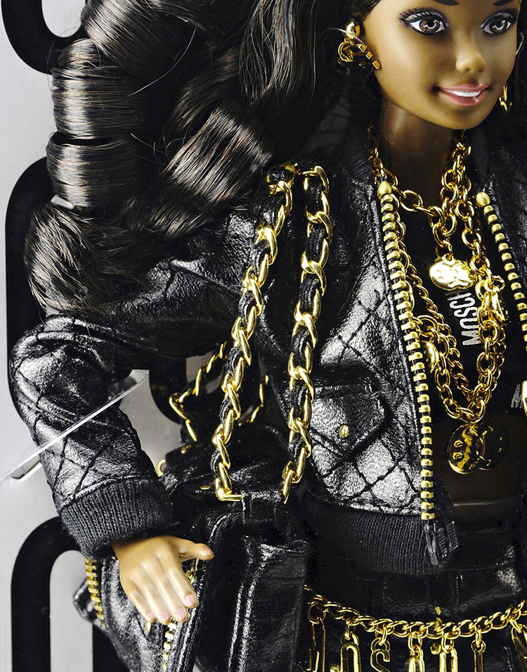Moschino Barbie Doll capsule collection