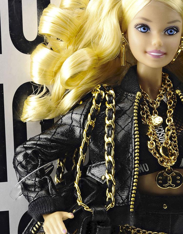 Moschino Barbie Doll
