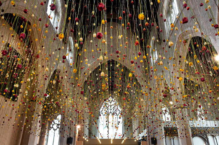 Floral Art by Rebecca Louise Law