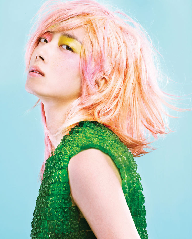 The Sweet Fashion of Sayuri Murakami