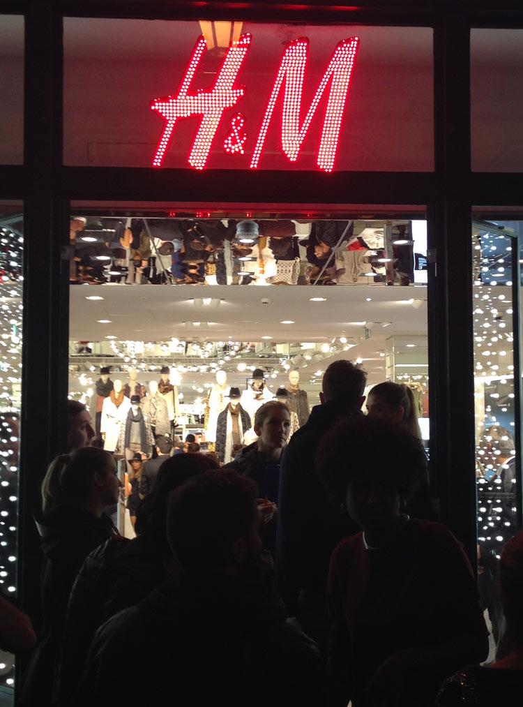 H&M Lisbon Flagship Store