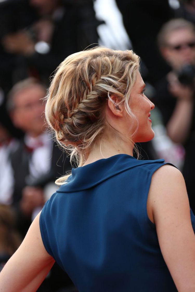 Alice Taglioni at the 2015 Cannes Film Festival