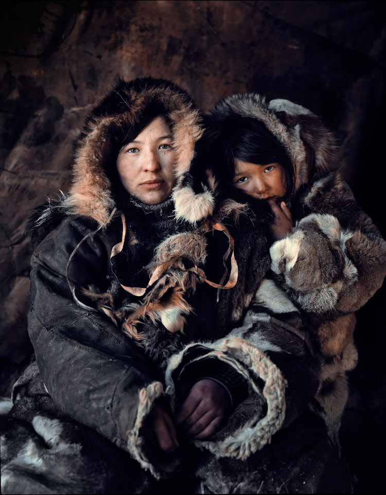 Chukchi tribe from Siberia - Chukotka by Jimmy Nelson