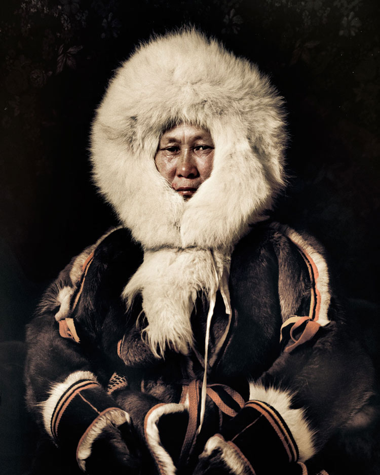Nenets tribe from Siberia - Yamal by Jimmy Nelson