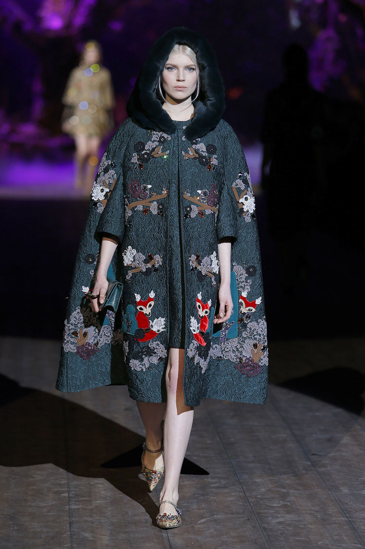 Dolce & Gabbana Fall/Winter 2014/15