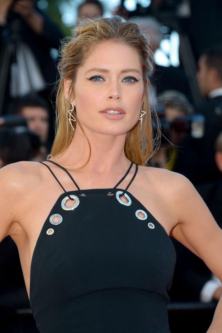 Doutzen Kroes at the 2015 Cannes Film Festival