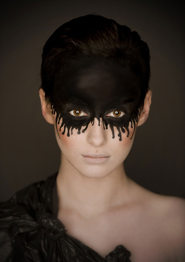 Makeup: Jessie Young / Photography: Richard Paul