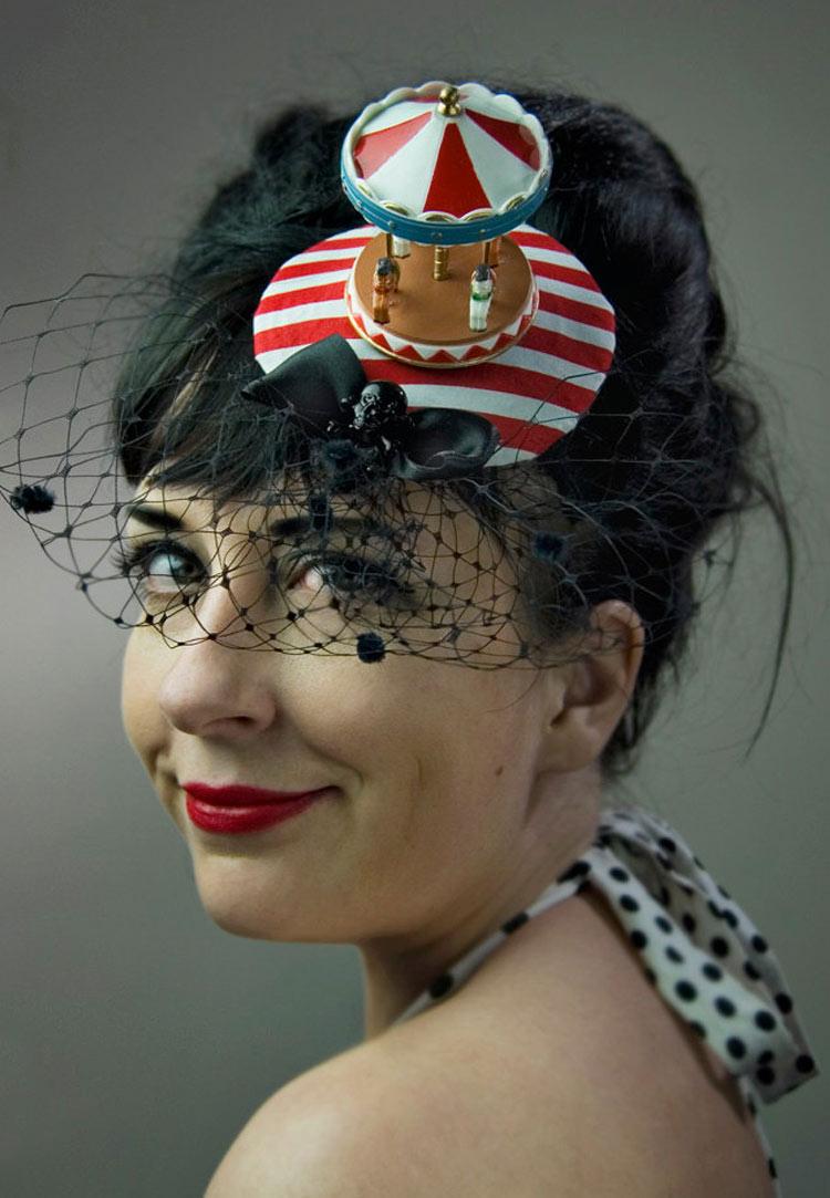 Headpiece by Gail Gardner
