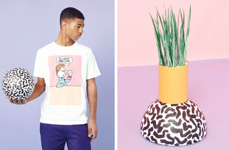 Lazy Oaf + Garfield