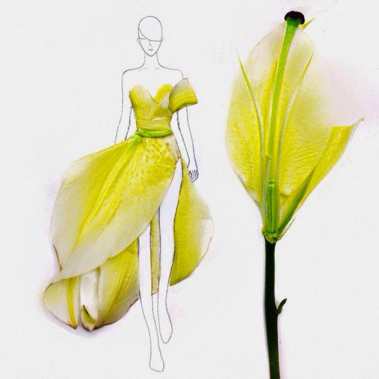 Flower dress by Grace Ciao