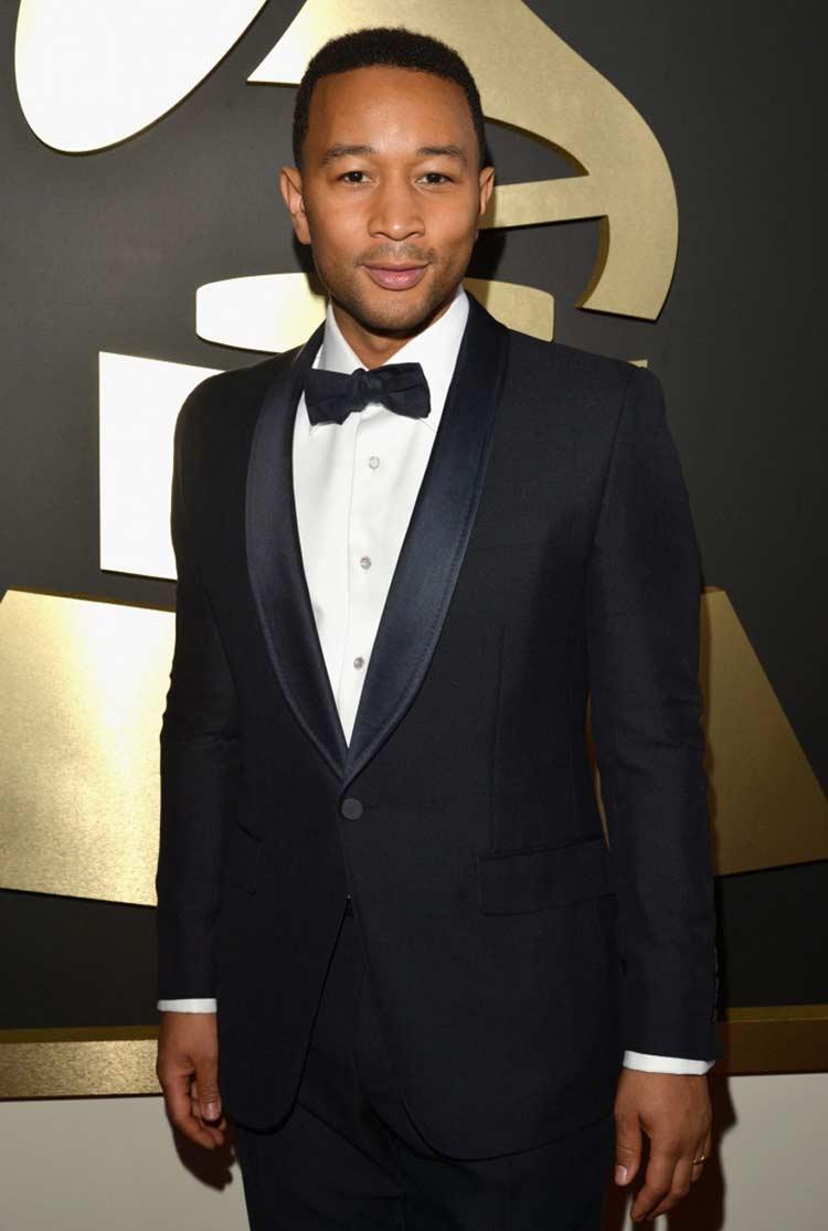 John Legend at the Grammy Awards