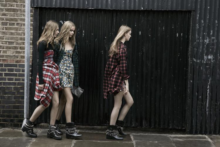 Zara TRF Fall/Winter 2013 lookbook