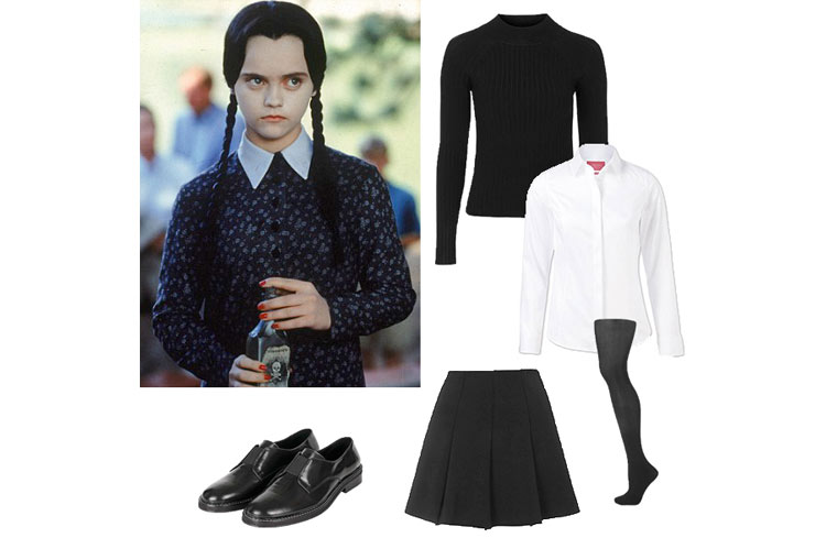 5 halloween costumes from items you already own - Halloween Costumes You Already Own