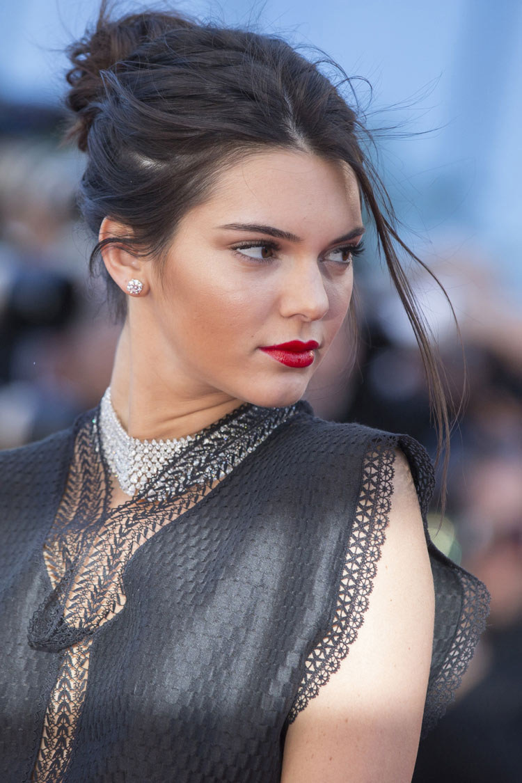 Kendall Jenner at the 2015 Cannes Film Festival