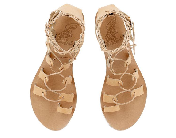 Kiveli sandals by Ancient Greek Sandals