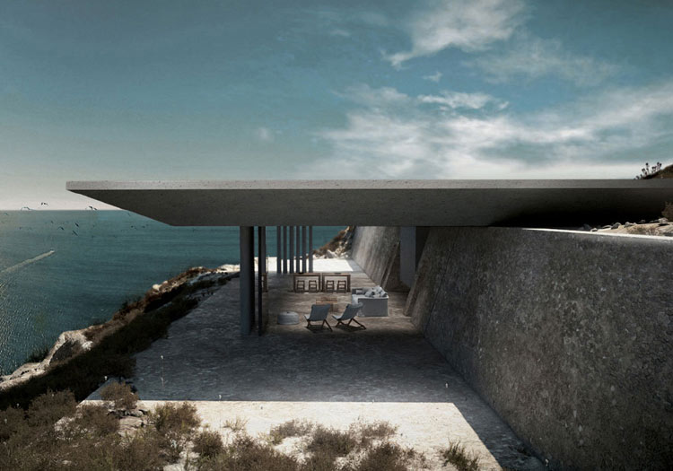 Mirage House by Kois Associated Architects